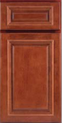 Cabinets with Bridgewater finishes