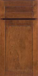 Cabinets with Classic Shaker Finishes