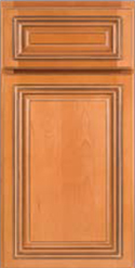 Cabinets with Lenox Cafe Finishes