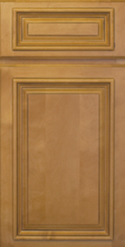 Cabinets with Tahoe Finishes