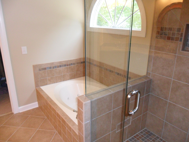 s of before and after Bathroom Remodeling of North